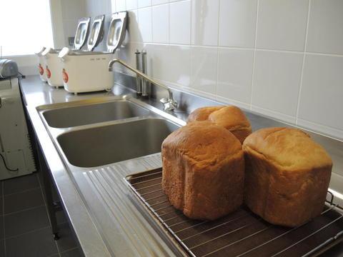 """Crèche de Voreppe, du pain fait """"maison"""" pour le goûter"""