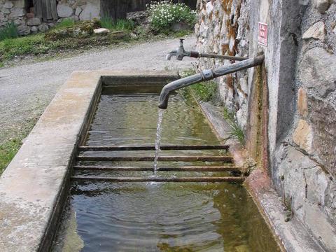Voreppe compte une trentaine de bassins et lavoirs