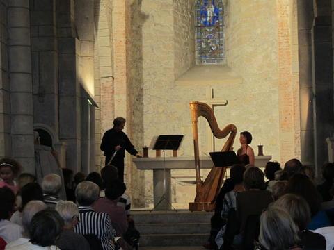 Concert eglise Saint Didier