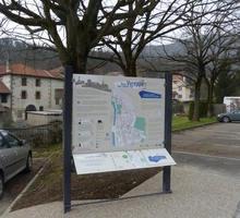 Circuit patrimonial du vieux bourg