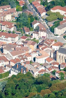 Centre bourg de Voreppe